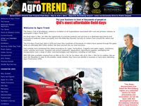 Agro-Trend screen shot