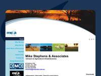 Mike Stephens and Associates screen shot
