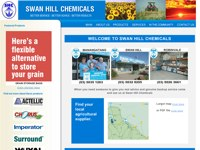Swan Hill Chemicals screen shot