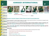Kimseed International screen shot