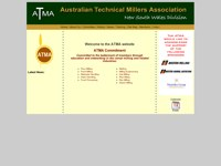 Australian Technical Millers Association (NSW Division) screen shot
