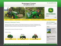 Westernport Tractors and Implements screen shot