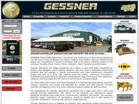 Gessner Industries screen shot