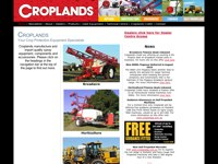 Croplands screen shot