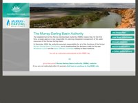 Murray - Darling Basin Commission screen shot