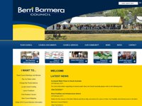 Berri Barmera Council screen shot