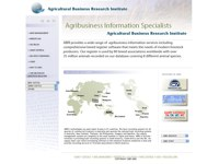 Agricultural Business Research Institute screen shot