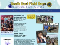Lucindale Field Days screen shot